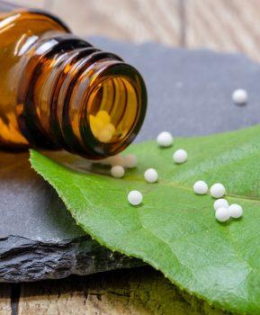 Naturheilkundliche Medikation